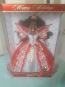Black Barbie holiday special edition for Sale in San Francisco,  CA