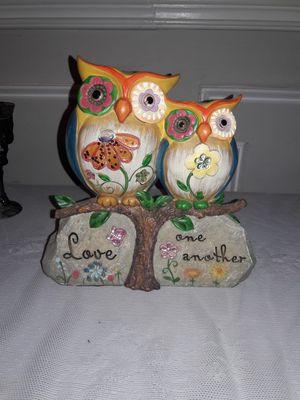 Owl decor for Sale in Lexington, NC