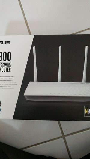 Asus N900 Wireless Gigabit router for Sale in Orlando, FL