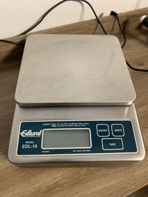 Edlund kitchen scale baking for Sale in Placentia, CA