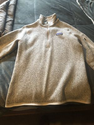 Patagonia Quarter Zip for Sale in Graham, WA