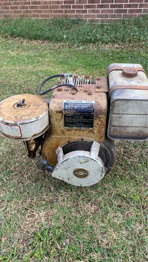 Briggs and Stratton vertical shaft motor for Sale in McLoud, OK