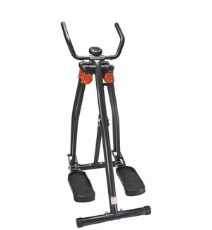⭐️⭐️ BRAND NEW Fitness Equipment Elliptical Trainer Cardio Machine Compact Air Walker w LCD for Sale in Los Angeles, CA