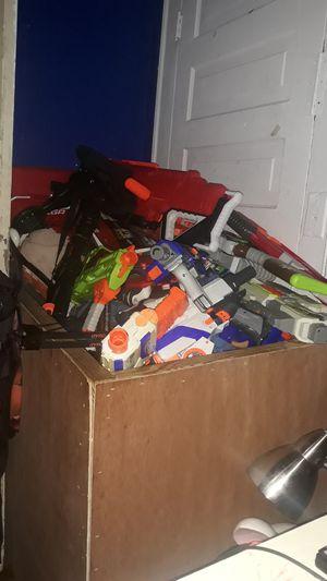 Nerf guns for Sale in Burlington, NC