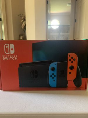 BRAND NEW Nintendo Switch Neon V2 for Sale in Pflugerville, TX