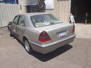 1999 Mercedes Benz C230 for parts only for Sale in El Cajon, CA