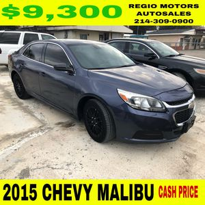 2015 CHEVY MALIBU! CASH DEAL for Sale in Dallas, TX