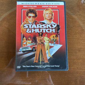 Starsky & Hutch Movie DVD for Sale in Naperville, IL