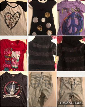 Girls clothing -11 items -3T-12 kids for Sale in Houston, TX