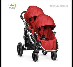 City select double stroller for Sale in Westminster, CA
