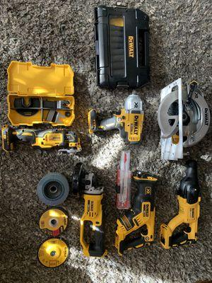 DeWalt power tools 20v for Sale in Berwyn, IL