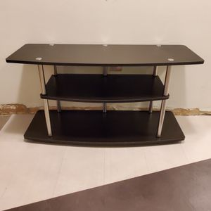 "TV Stand - 42"" L x 24"" H x 15.75"" W - weighs approximately 35 lbs. - price ASSEMBLED (also available UNASSEMBLED for lower price) - firm prices for Sale in Bailey's Crossroads, VA"