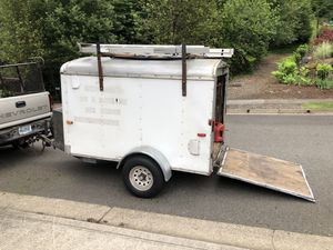 Timber cargo trailer for Sale in Clackamas, OR