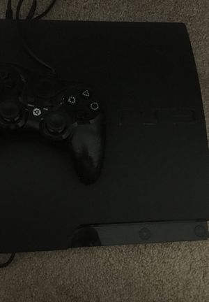 PS3 and controller for Sale in Richmond Hill, GA