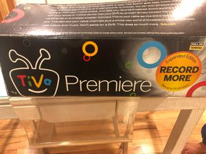 TiVo premiere system with remote and all wires for Sale in Brooklyn, NY
