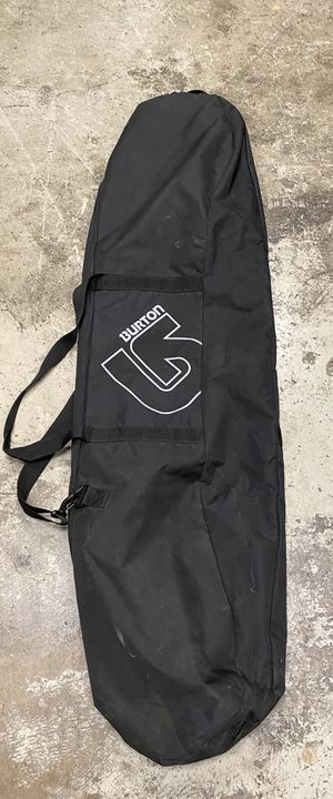 Burton 156 snowboard bag for Sale in Las Vegas, NV