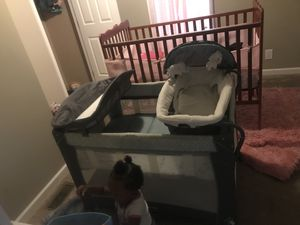 Ingenuity baby pack and play for Sale in Greensboro, NC
