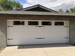 BEAUTIFUL CARRIAGE HOUSE GARAGE DOORS ! for Sale in Peoria, AZ