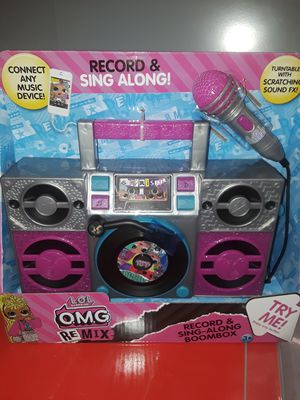 Lol Surprise OMG ReMix Boombox! for Sale in Lawton, OK