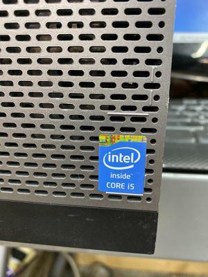 Dell optiplex desktop core i5 1tb for Sale in Houston, TX