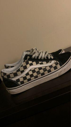 Checkered vans for Sale in Dearborn, MI