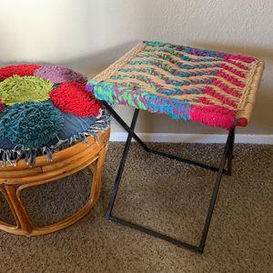 Boho Stools for Sale in Phoenix, AZ
