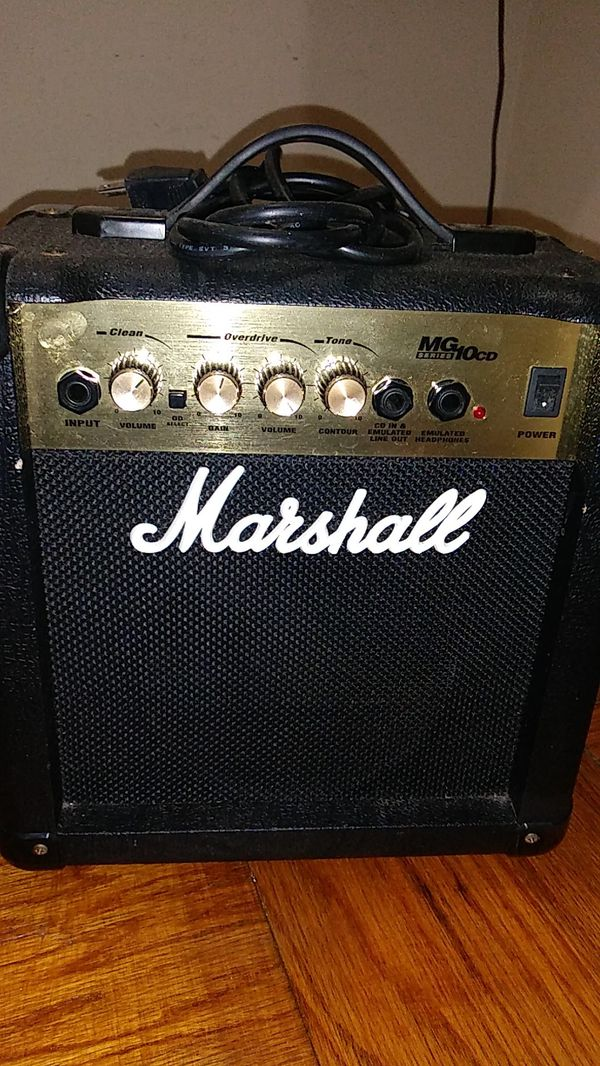 Its a guitar speaker