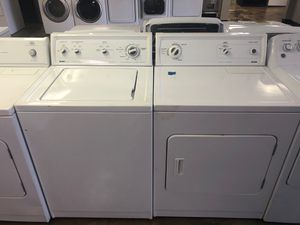 Kenmore washer and dryer set for Sale in Sarasota, FL