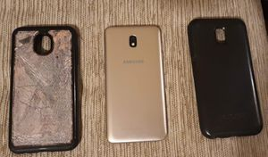SAMSUNG GALAXY J7 REFINE ROSE GOLD 32MB for Sale in East Peoria, IL