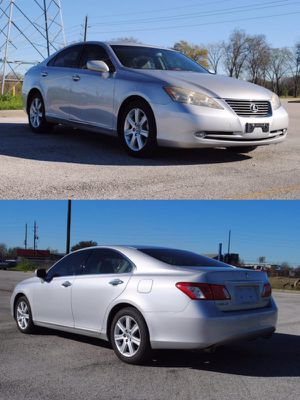2008 Lexus ES 350 CLEAN TITLE!!!!! for Sale in Houston, TX