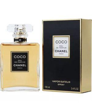 Coco Chanel Eau De Parfum 3.4 Oz 100 Ml Perfume Spray For Women Brand New Edp New for Sale in Houston, TX
