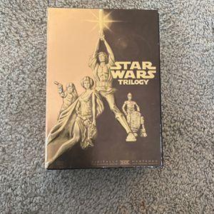 Star Wars Trilogy IV, V, VI, Bonus Material for Sale in Encinitas, CA
