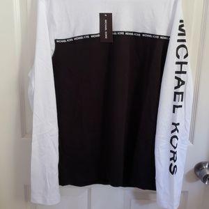 Men's Long Sleeve Black/White Shirt for Sale in Sylmar, CA