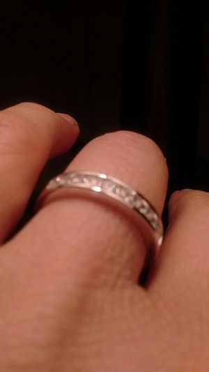 New simple but elegant engagement ring size 7 for Sale in North Las Vegas, NV
