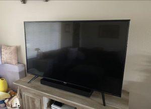60 inch Hisense 4K TV for Sale in Litchfield Park, AZ