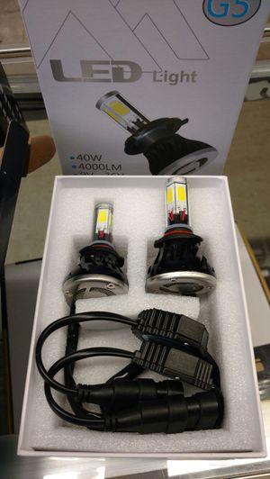 LED headlight conversion bulbs for Sale in Houston, TX