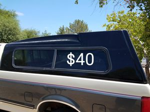 Camper for pickup truck long bed for Sale in Gilbert, AZ