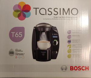 Bosch Tassimo T65 Coffee Maker for Sale in Bellevue, WA