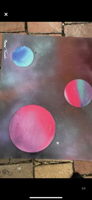Galaxy paintings!!! for Sale in Pittsburgh, PA