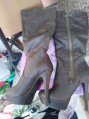Brand new boots zigi project size 6 1/2B for Sale in Las Vegas, NV