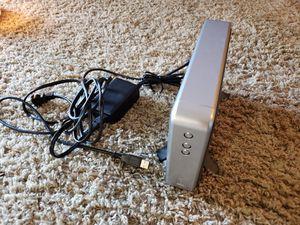120GB USB external hard drive (powered) for Sale in Mukilteo, WA