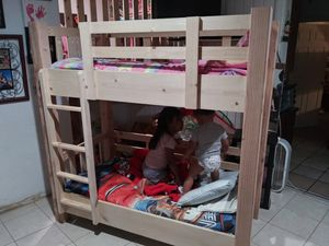 crib size bunk beds for Sale in Los Angeles, CA