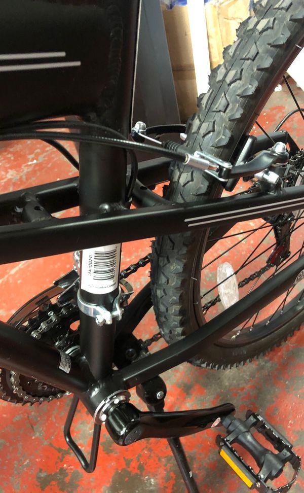 "Lightly used 21-Speed Columbia Compax Folding Bike 26"""