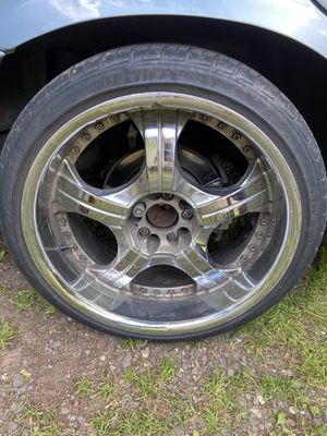 Four 20inch rims for Sale in Charlotte, NC