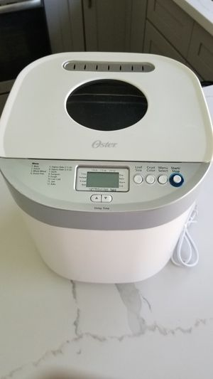 Bread Maker Oster 2LB for Sale in ROWLAND HGHTS, CA