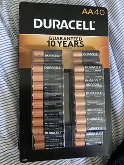 Duracell AA540 Batteries  for Sale in La Mirada, CA