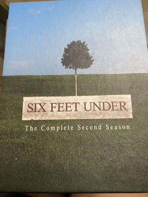 Six Feet Under- Second Season DVDS for Sale in Taylor, MI