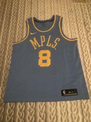 Nike Kobe Bryant #8 Lakers MPLS Men's Size 52 XL Swingman Jersey AO2908 448 VNDS for Sale in Baldwin Park, CA