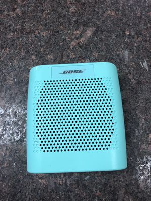 bose bluetooth speaker for Sale in Austin, TX