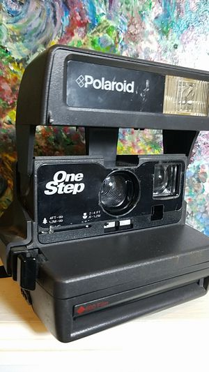 POLAROID OneStep 600 instant camera for Sale in South Portland, ME
